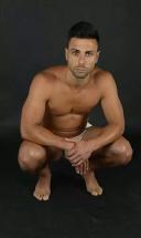 Alejandro Spogliarellista Roma