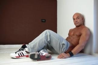 Francesco Spogliarellista Rovigo