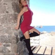Teresa Spogliarellista Catania